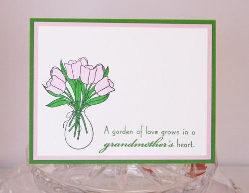 Grandmother tulip 2