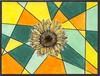 Cubist_sunflower